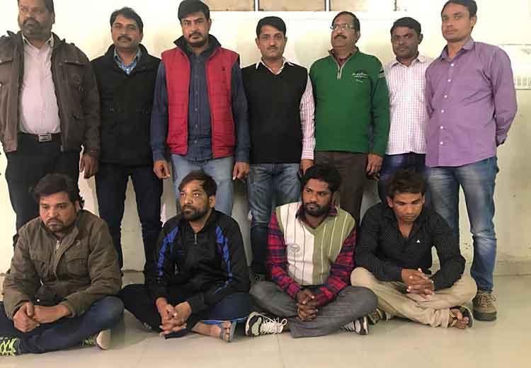 SOG arrestes lawyer in blackmailing case
