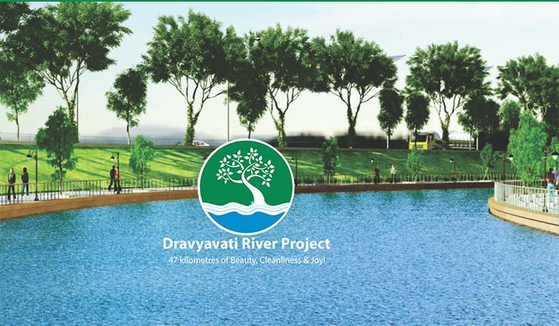 Dravyavati River Project in Jaipur