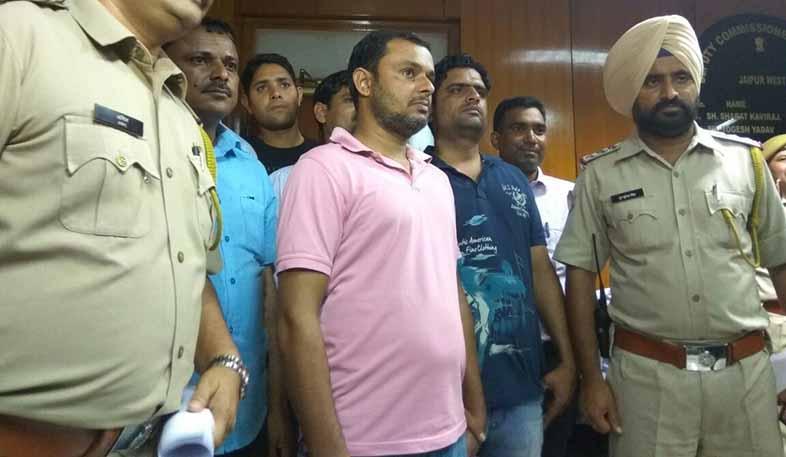 kesar singh arrest sunil lakhera murder case