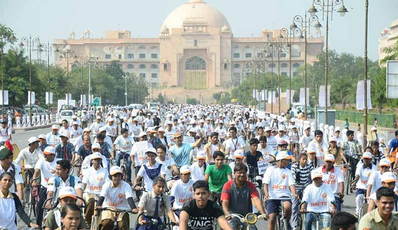 cyclothon 2017 jaipur