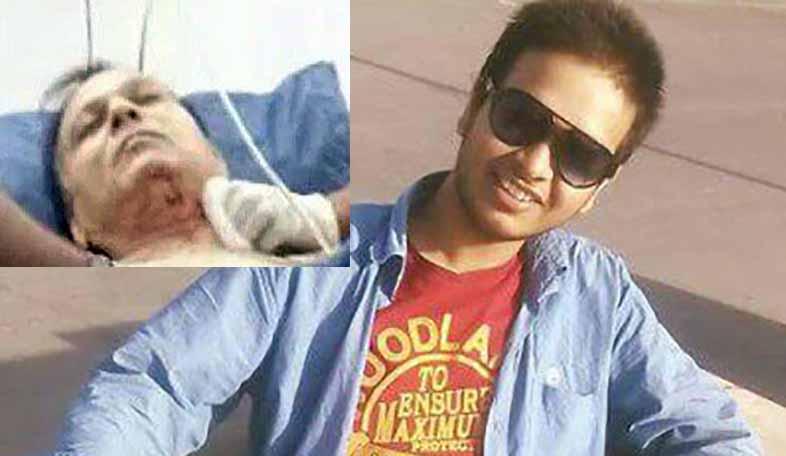 Techno NJR college stabbing udaipur