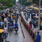 ghat Gate elevated road in jaipur