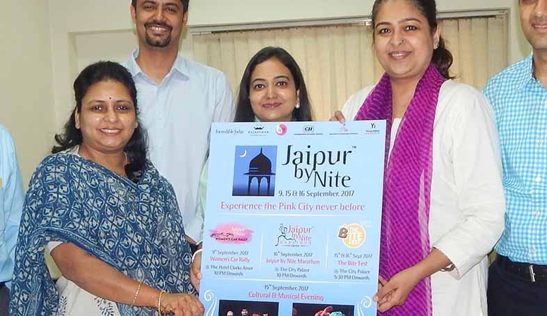 jaipur by night event in jaipur