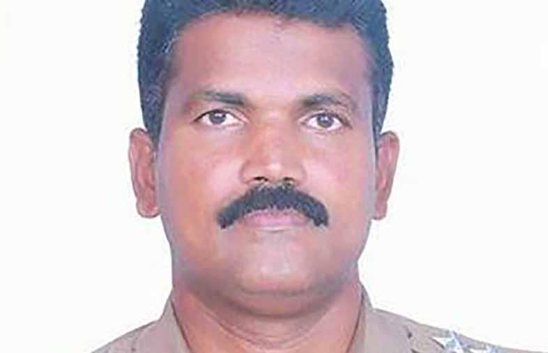 Chennai police inspector Periyapandi murdered Rajasthan