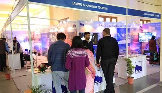 Indian Travel Mart Jaipur event