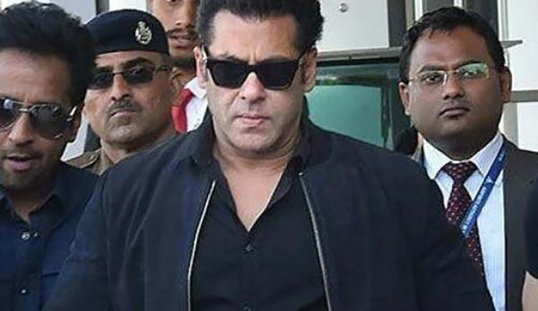 Salman Khan Gets Death Threat From Gangster Lawrence Bishnoi