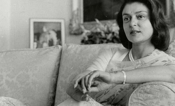 queen Gayatri Devi
