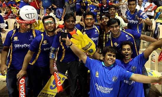 rajasthan royals fans
