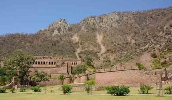 Bhangarh Fort in Alwar
