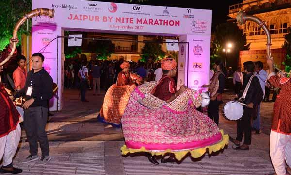 Jaipur by nite 2018