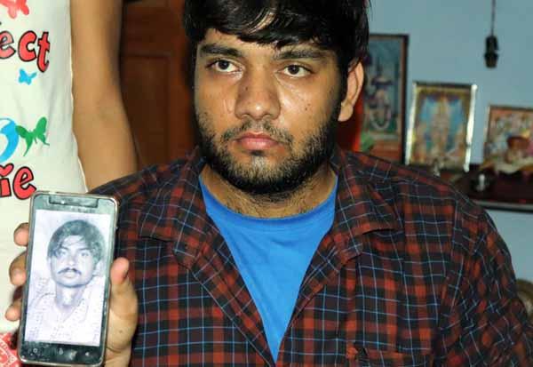gajanand sharma release from pak jail