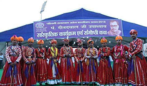 Biggest Handicraft Fair Of Rajasthan Kicks Off In Jodhpur