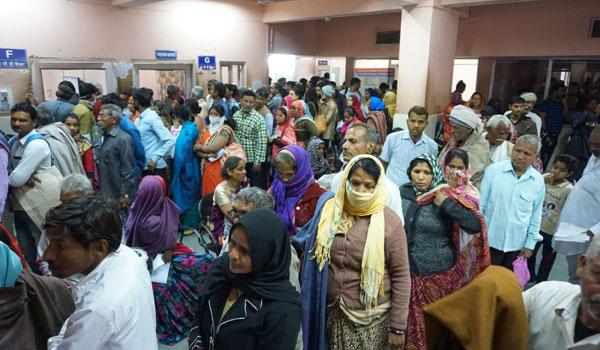 resident doctors strike at sms jaipur