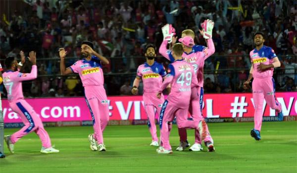 Rajasthan Royals IPL 2019 jaipur