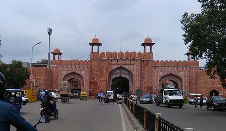 walled city jaipur