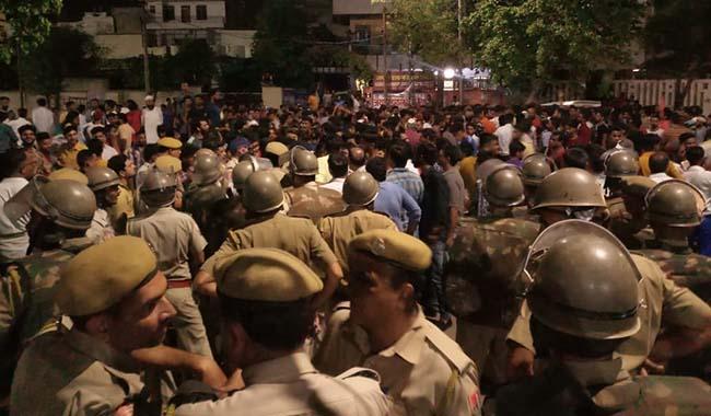 girl rape shashtri nagar