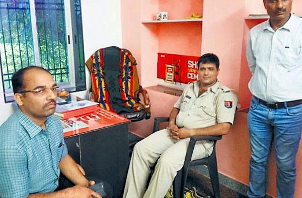 head constable maliram choudhary