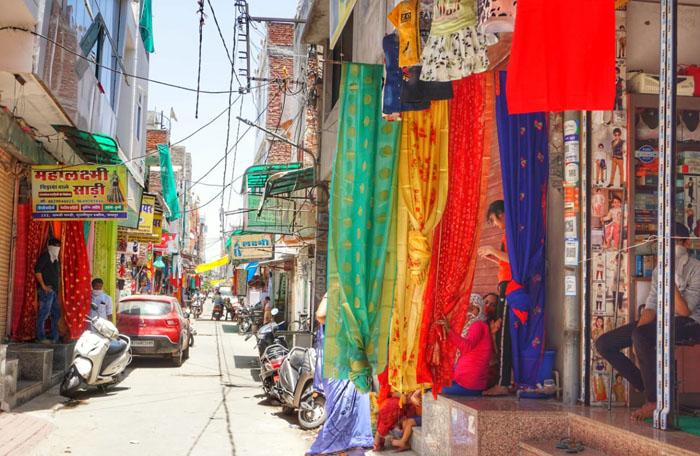 covid - 19 markets open jaipur l