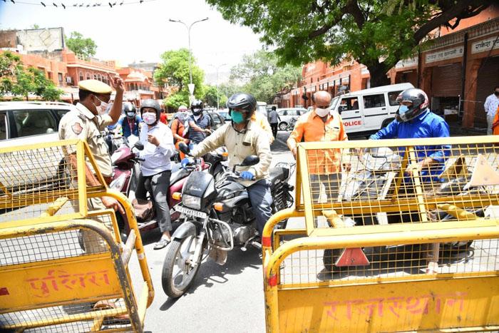 lockdown 4 rajasthan