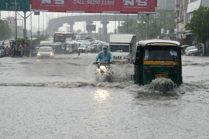 rains jaipur