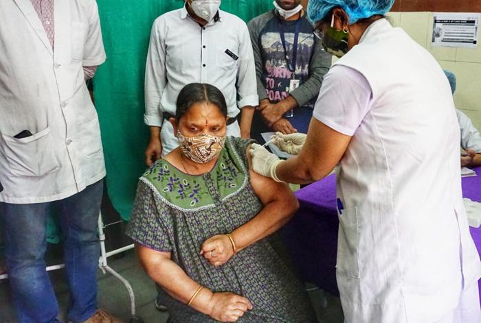 covid-19 vaccination jaipur