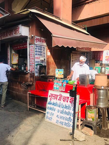 Jaipur's favourite masala teas