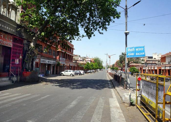 johari bazaar in covid-19